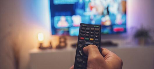 Se på TV sammen når dere ikke er sammen