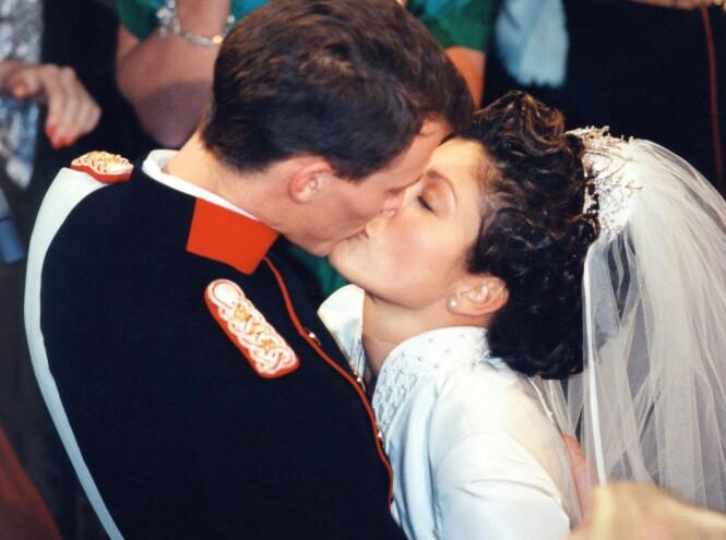 SKILTE SEG: Prins Joachim og prinsesse Alexandra var gift fra 1995 til 2005. Hun skal ha innledet et forhold med parets fotograf, som hun senere var gift med fra 2007 til 2015. Foto: NTB Scanpix