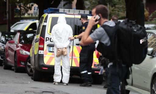 image: Flere skudd avfyrt på åpen gate i Oslo