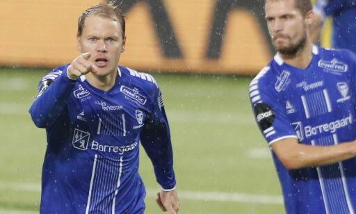 image: Geir Bakke er allerede årets trener