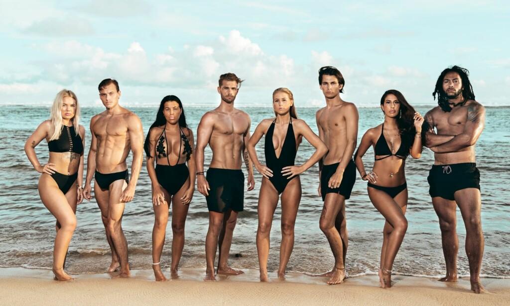KONTROVERSIELL: Reality-serien «Ex on the Beach» går for tiden på FEM og Dplay. Foto: Discovery