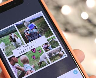 Gjør noe mer ut av mobilbildene dine med Pic Collage