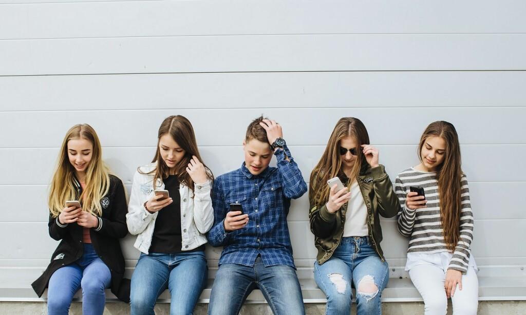 0dedd7120 Merkepress blant unge: Dette er svaret når barna ønsker seg rådyre ...