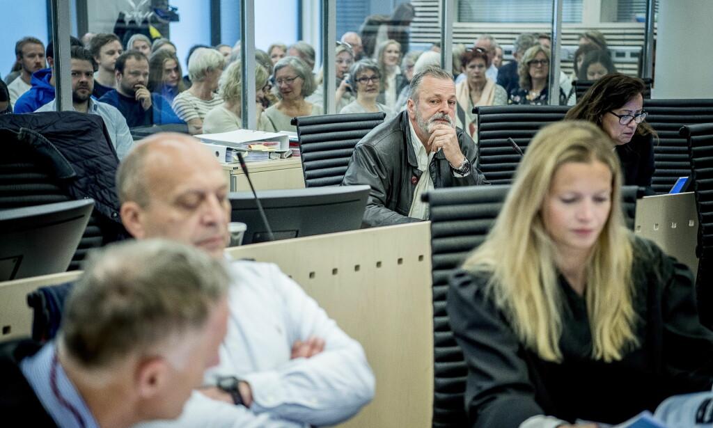 BEHANDLES SAMMEN: I rettssaken i Borgarting lagmannsrett sitter igjen Eirik Jensen og Gjermund Cappelen som tiltalt. Foto: Thomas Rasmus Skaug / Dagbladet