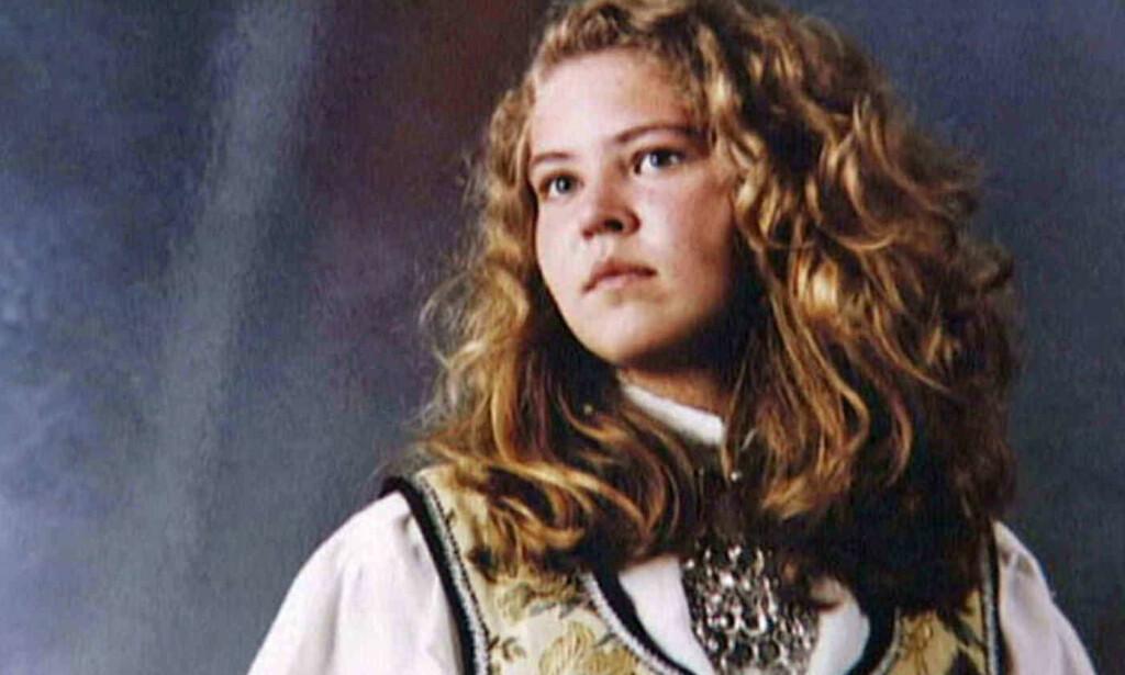 ULØST DRAPSGÅTE: Selv et kvart århundre senere vet vi fortsatt ikke hvem som drepte 17 år gamle Birgitte Tengs. Foto: TV2