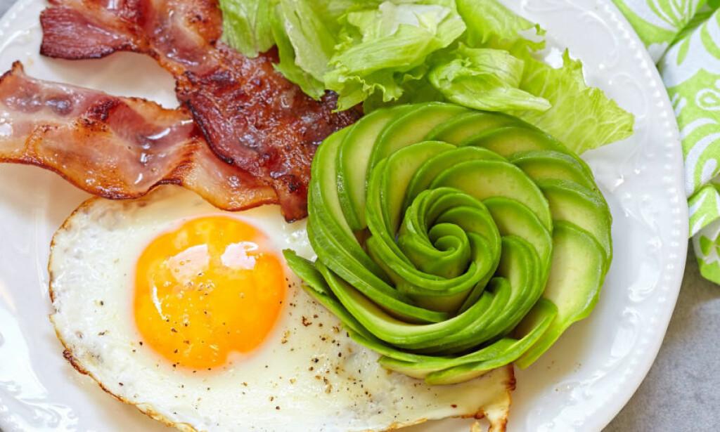 KOLESTEROL: Går du for lavkarbo, risikerer du sterk økning i det skadelige kolesterolet, konkluderer en ny, norsk studie. Foto: NTB Scanpix