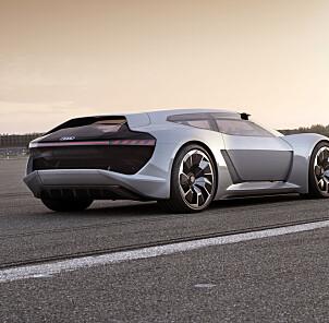 Audi vekker oppsikt med ny elbil