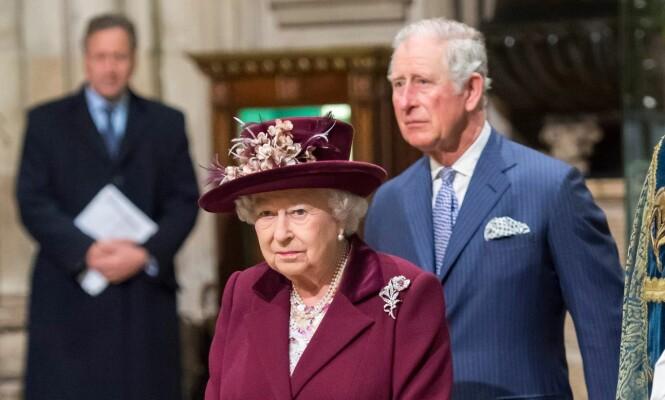 <strong>TRONARVING:</strong> Prins Charles har vært tronarving siden han var kun fire år gammel. Foto: NTB Scanpix