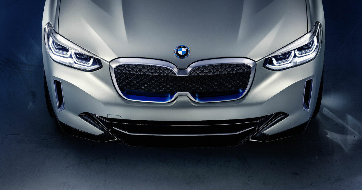 Shown In Stavanger And Oslo The New Electric Car From Bmw Is In