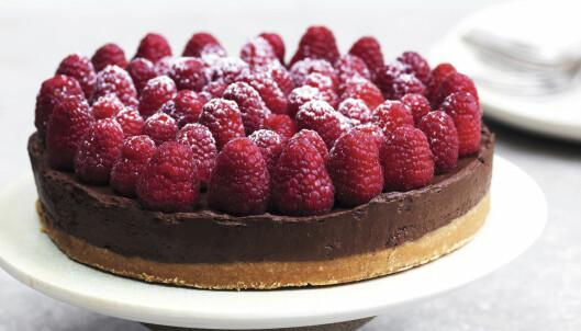 Du gjetter aldri hva denne kaken er laget av!