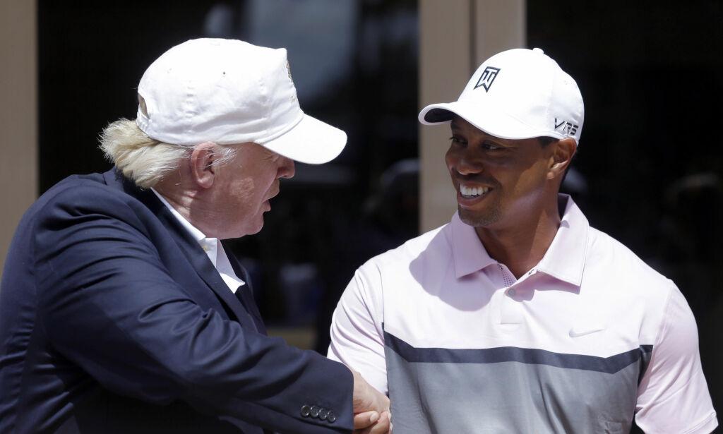 image: Tiger-utspill om Trump får debatten til å rase