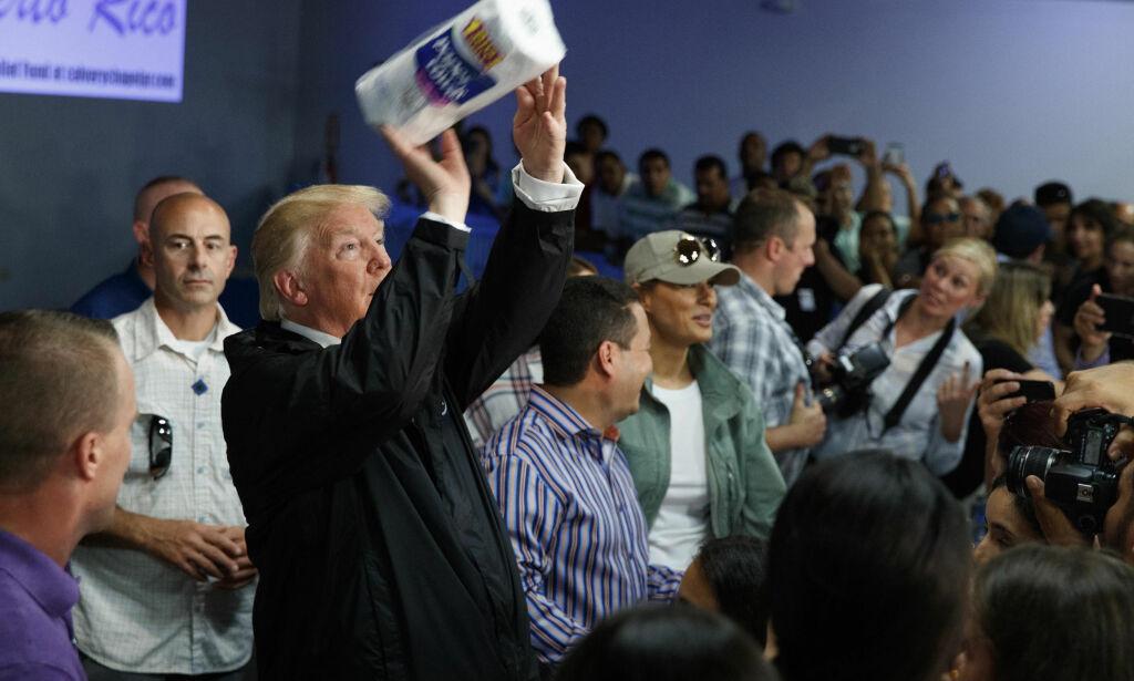 image: Rasende på Trump etter sjokkrapport: - Dette vil ikke bli glemt