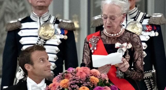 image: Dronning Margrethe overrasket i tale: - Har ventet på riktig tidspunkt
