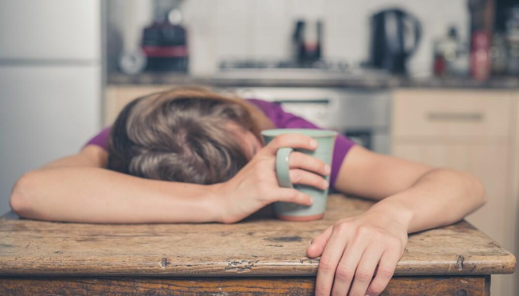 STRESSA OG SLITEN? Ha tidsbuffere i kalenderen og eliminer bort det som stjeler energi. FOTO: NTB Scanpix