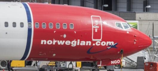 Norwegian-passasjerer vurderer kjempekrav