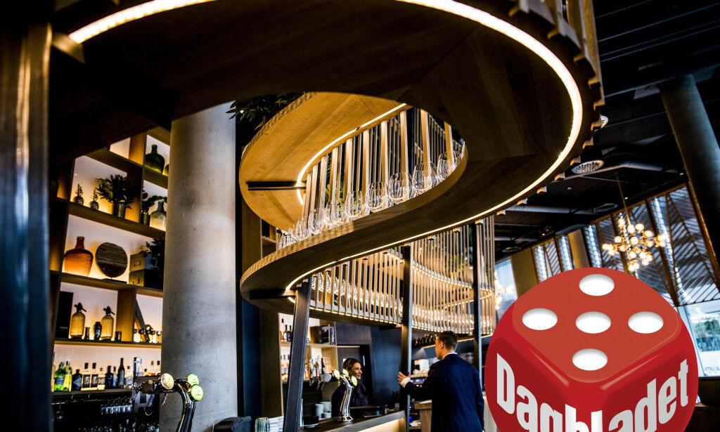 image: Barcode-restaurant overrasker med pris og kvalitet: - Strålende utført i alle ledd