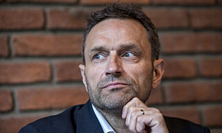 KRITISK: Arild Hermstad, talsperson for Miljøpartiet de Grønne, mener oljebransjen lever i en farlig illusjon. Foto: Ole Berg-Rusten / NTB Scanpix