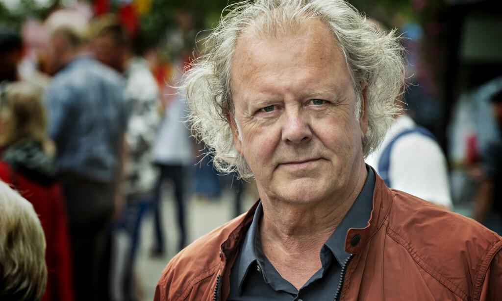 Saksøkt: Direktør i Aleris, Erik Sandøy, forsvarer selskapets bruk av innleid arbeidskraft. Foto. Hans Arne Vedlog / Dagbladet