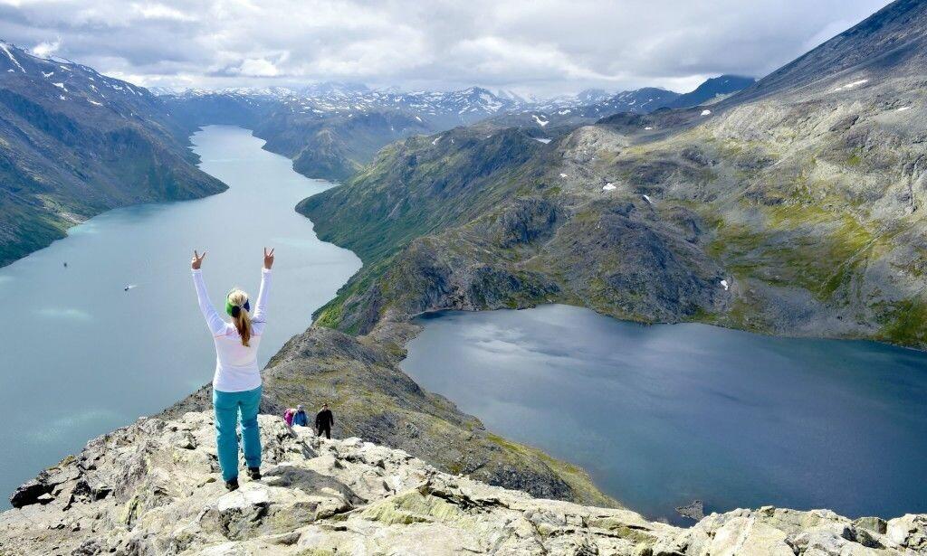 NORGESFERIE: I dag ble det kjent at nordmenn kan få reise på ferie til Danmark i sommer. Alternativet er å være turist i eget land.