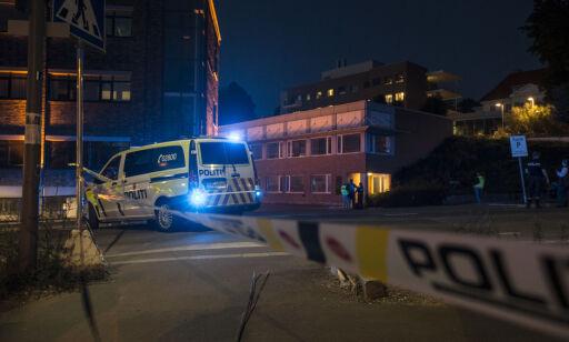 image: To personer skytesiktet i Oslo. Politiet beskriver konflikt som «het»