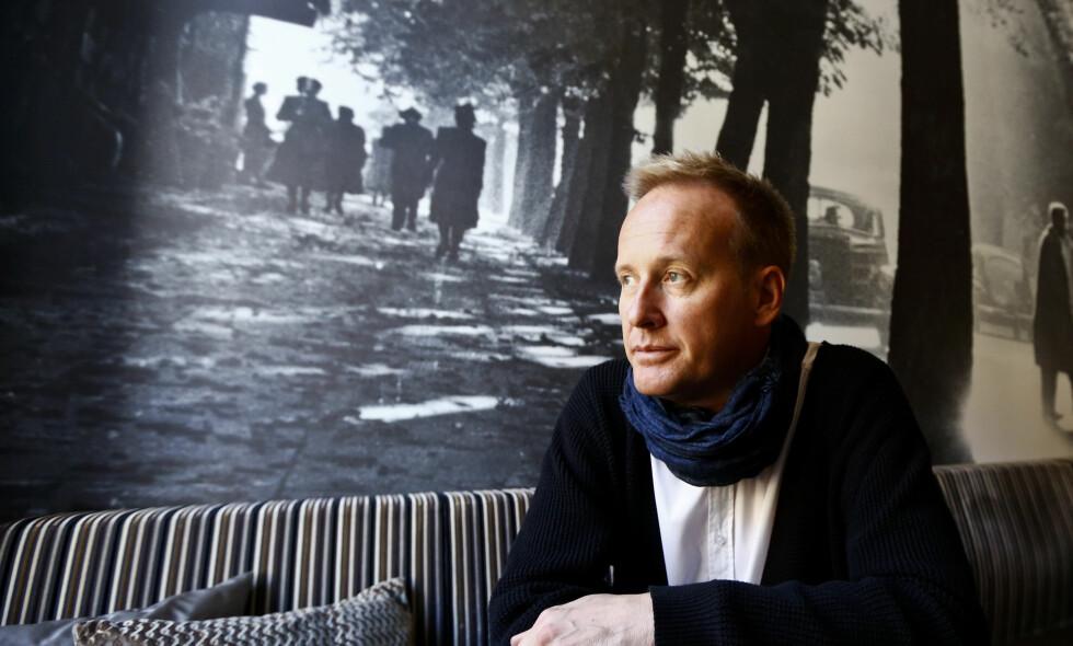 IKKE BITTER: I et intervju med Anne Lindmo på NRK forteller Sigvart Dagsland at han ikke er bitter på mannen som satte ham i den alvorlige ulykken i januar. Foto: NTB Scanpix