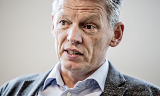 SIVILOMBUDSMANN: Aage Thor Falkanger opplever at hans muligheter til å sikre folks rettigheter blir dårligere. Foto: Bjørn Langsem