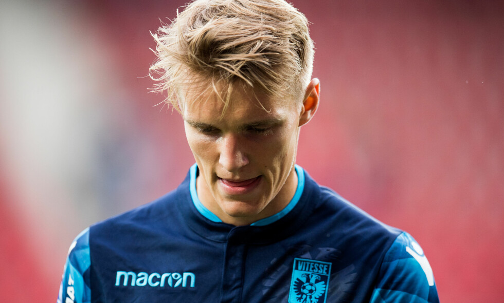 STORTAP: Vitesse tapte 0-4 mot Ajax på hjemmebane. Foto: Jon Olav Nesvold / Bildbyrån