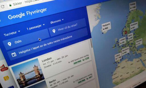 image: Google hjelper deg å gjøre et kupp på flybilletter