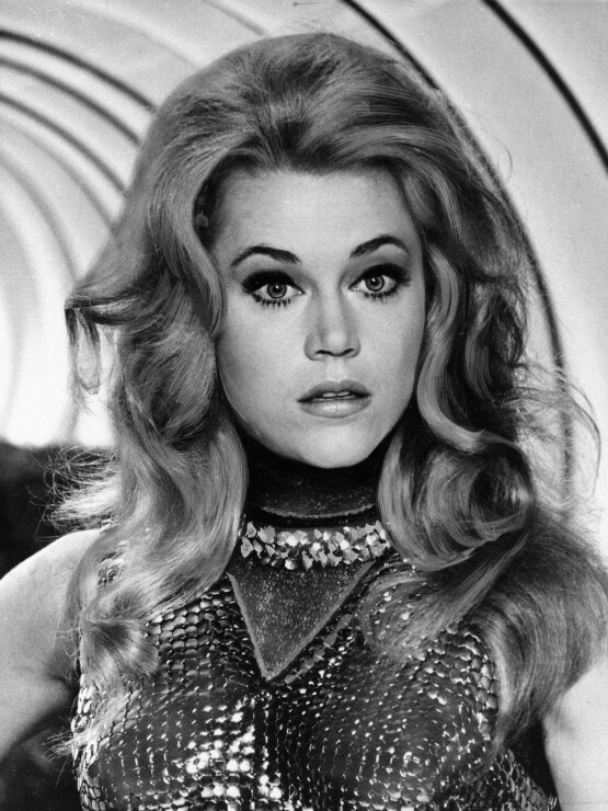 <strong>JANE FONDA SOM UNG:</strong> Stjernen kan se tilbake på en lang karriere i Hollywood. Her avbildet i 1967. Foto: AP/ NTB scanpix