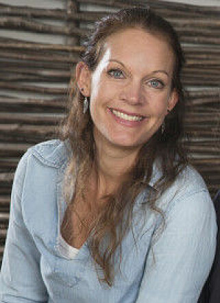 MOT MERKING: Karoline Steenbuch Lied i Grete Roede tror ikke at kalorimerking gjør at du spiser sunnere på restaurant. Foto: Svein Brimi
