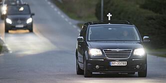 Frigir navnene på de fem som døde i bilulykken på Rjukan