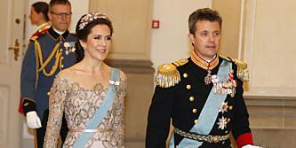 Kronprinsessen ble historisk