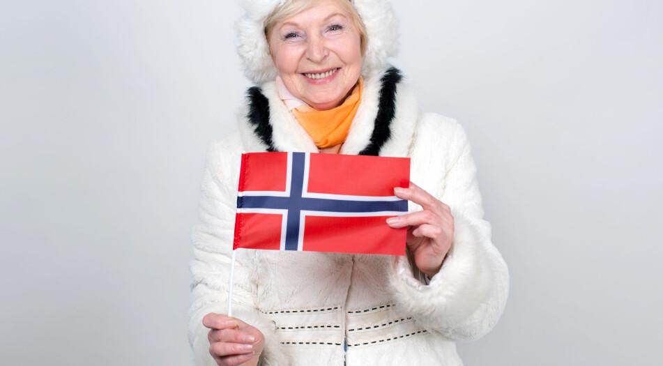 <strong>FINT Å VÆRE NORSK:</strong> Norge er det landet i verden som er best rustet til å ta vare på de eldre i fremtiden, viser internasjonal forskning. Foto: Scanpix.