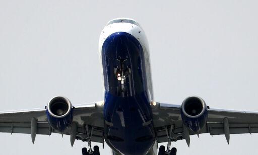 image: Røykte på flytur til Alta. Fikk klekkelig bot