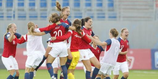 image: Norge sjokkerte EM-vinnerne og sikret VM- og OL-billett