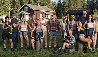image: Lene (29) og Tonje (29) holder forholdet hemmelig. Her er årets «Farmen»-deltakere