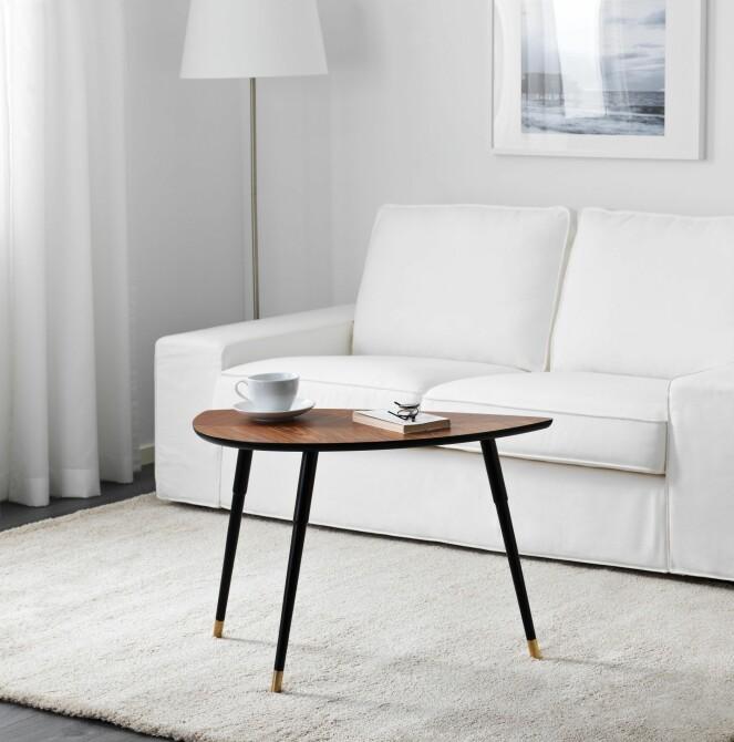 FINT BORD: Lövbacken-bordet fra Ikea ser veldig bra ut, men er det verdt 50 000 kroner? Foto: Ikea