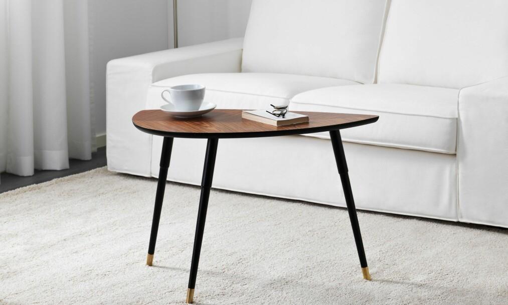 IKEA-BORD: En svensk antikvitetsekspert hevder dette bordet kan bli verdt titusener av kroner. FOTO: Ikea