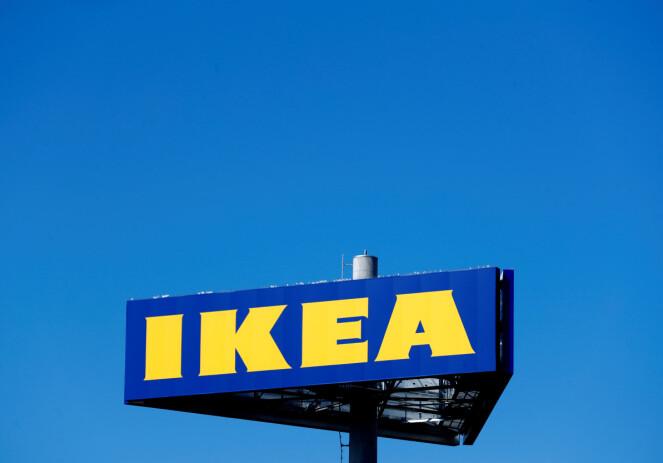 IKEA: Det blå varehuset gjør stor suksess med møblene sine. Foto: Scanpix