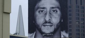 Trump langer ut mot Nike-kampanje med Kaepernick