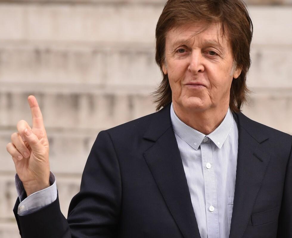 UJEVN: Paul McCartney gir ut nytt album i en alder av 76. Ujevnt, med både topper og bunner, skriver vår anmelder. Foto: NTB scanpix