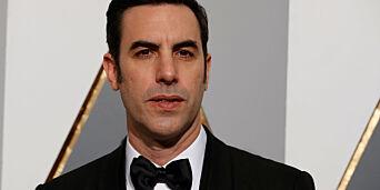 image: «Borat»-stjerna saksøkt for å ha brukt «pedo-detektor» på overgrepsanklaget politiker