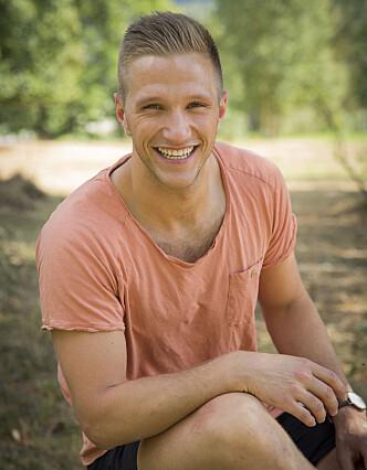 «FARMEN» 2018: Student Nikolai Aspen (22). Foto: Tore Skaar / Se og Hør