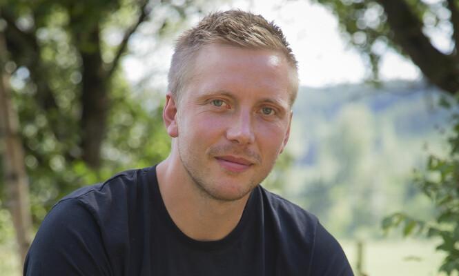 «FARMEN» 2018: Bygdeentusiasten Kjetil Nørstebø (28). Foto: Tore Skaar / Se og Hør