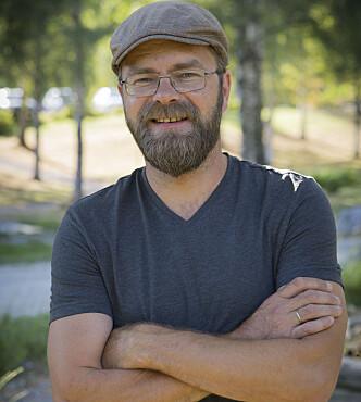 «FARMEN» 2018: Selverklært «Farmen»-leksikon Vidar Johansen (46). Foto: Tore Skaar / Se og Hør