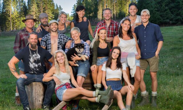 a696a257 Farmen» 2018 - To av årets «Farmen»-deltakere skjuler en spesiell ...