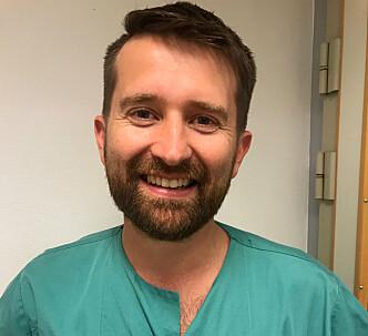 Alfred Honoré er urolog og overlege ved Haukeland Universitetssykehus. Foto: Privat