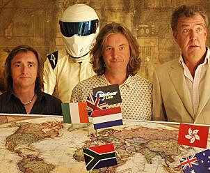 «Top Gear» blir norsk!