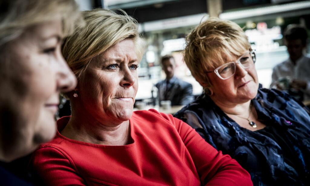 image: Siv og Trine skyter kontant ned Ernas abort-frieri til KrF