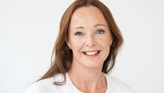 Fysioterapeut og forsker, Rikke Helene Moe. Foto: pressefoto